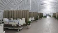 Haşdi Şaabi Irak'ta bir hastane daha inşa etti