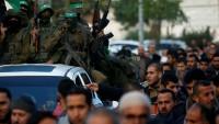 Hamas: Netanyahu-Gantz İttifakı Bizi Korkutmaz