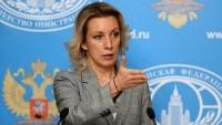 Zaharova: 'Uluslararası Kanunları Çiğneyen İran Değil, Amerika'dır'