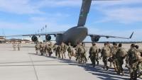 2500 Amerikan askeri Irak'tan çekiliyor