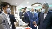 İranlı uzmanların korona ile mücadele için geliştirdikleri 6 yeni ürünü görücüye çıktı