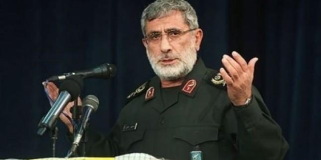 Kudüs Gücü Komutanı İsmail Kaani Bağdat'a Gitti mi?