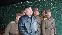 Kuzey Kore'nin Doğu Denizi'nde yeni füze denemesi yaptığı duyuruldu