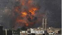 Suudi koalisyonu Yemen'i bombalamaya devam ediyor