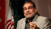 İMGYK Sekreteri Şamhani: ABD boşuna İran'a silah ambargosu için çaba harcıyor