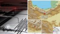 Tahran'da 5.1 büyüklüğünde deprem
