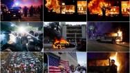 Irkçılık karşıtı gösteriler Amerika'yı savaş meydanına çevirdi