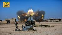 Haşdi Şabi güçlerinden IŞİD'e karşı operasyon