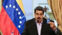 Venezuela Devlet Başkanı Nicolas Maduro: İran'ın cesurca işbirliğine minnettarız
