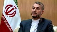 Emir Abdullahiyan: ABD ile Müzakere Anlayışı Yanlıştır