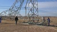 IŞİD teröristleri, Kerkük elektrik iletim hattını patlattı