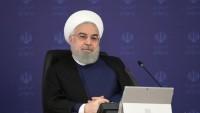 Ruhani: Düşman kumpasları boşa çıkarıldı