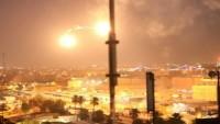 Irak'ta ABD Büyükelçiliğine Roketli Saldırı