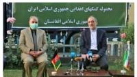 İran'dan Afganistan'a tıbbi yardım