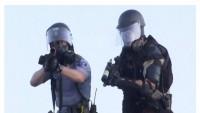 Amerika polisi onlarca gazeteciye saldırdı