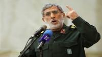 Devrim Muhafızları Kudüs Gücü Komutanı: ABD'nin Yaktığı Ateşin Alevleri Kendilerine Ulaştı