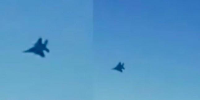 İran yolcu uçağı Suriye semalarında düşman savaş uçaklarınca taciz edildi