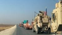 Katil Amerika, Suriye'ye Yeni Askeri Techizat Nakletti