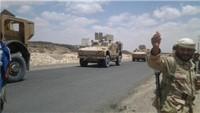 Yemen Ordusu, Marib kapılarına dayandı