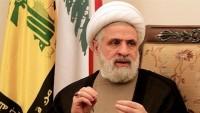 Şeyh Kasım: Lübnan'daki ekonomik kriz, ABD'nin ürünüdür