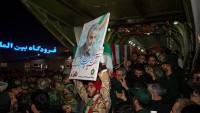 BM: Komutan Süleymani'ye suikast, uluslararası yasaların ihlalidir