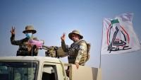 Haşdi Şabi, IŞİD'in saldırısını püskürttü