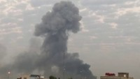 Bağdat'ta bombalı araç infilak etti