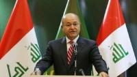 Irak Cumhurbaşkanı'ndan Türkiye'ye harekat tepkisi