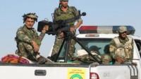 Haşdi Şabi'den Diyale'de operasyon