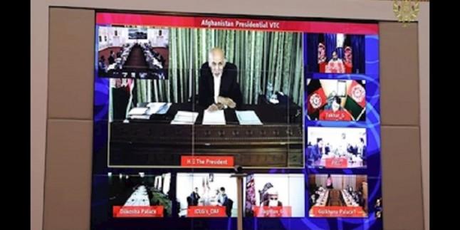 Afganistan Cumhurbaşkanı İslami İran'a teşekkür etti
