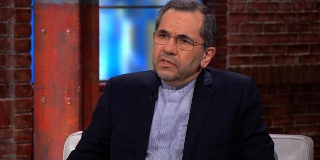 İran'ın BM daimi temsilcisi Tahti Revançi: General Süleymani terörü ABD devlet terörizminin en bariz örneğidir