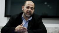 Ebu Merzuk: Hamas, İsrail'e karşı ulusal direnişi destekliyor