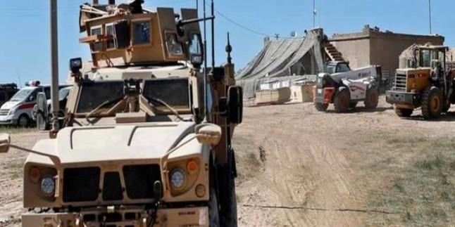 Irak'ta ABD'nin Askeri Konvoyuna Saldırı Düzenlendi