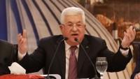 Filistin'in Hain Devlet Başkanı Mahmut Abbas:  İsrail ile Müzakerelere Hazırız