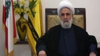 Lübnan Hizbullah'ı Genel Sekreteri Yardımcısı: ABD'nin Lübnan'daki Planlarını Gerçekleştirmesine İzin Vermeyeceğiz
