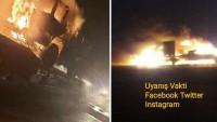 Irak'ta ABD askeri konvoyuna saldırı düzenlendi