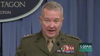 Terörist CENTCOM komutanı: ABD, Irak ve Suriye'de askerlerinin sayısını azaltacak
