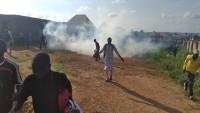 Nijerya polisi Hüseyni yas merasimine saldırdı