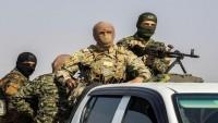 Suriye'de Halk Direnişçileri YPG Teröristlerinin Önemli Komutanlarından Birini 3 Korumasıyla Birlikte Öldürdü