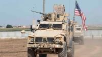 Irak'ta Yeni Kurulan Direniş Gruplarından Sevretul İşrin Birlikleri Büyük Şeytan ABD'ye Ait 5 Araçlık Konvoyu Hedef Alarak İmha Ettiler