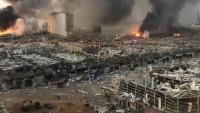 Beyrut Valisi Patlamanın Oluşturduğu Zararı Açıkladı