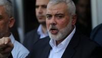 Hamas Lideri Heniyye: Sabra ve Şatilla şehitlerinin intikamı ancak Siyonist proje yok edilerek alınır