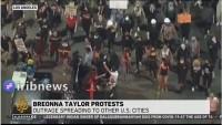 ABD genelinde ırkçılık karşıtı protesto gösterileri devam ediyor