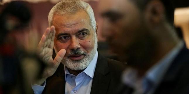 Heniyye'den Cezayir'e Filistin övgüsü