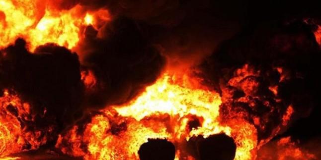 Nijerya'daki yakıt tankeri patlamasında ölü sayısı 30'a yükseldi