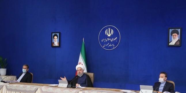 Ruhani: ABD bugün yenilgi çizgisine ulaştı