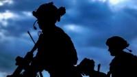 Terörist Amerikan Askerlerinin Deyrizor'un Doğusuna Saldırması