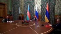 Azerbaycan ve Ermenistan arasında ateşkes sağlandı