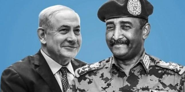 Filistin, Sudan'ın İsrail rejimi ile normalleşmesini kınadı
