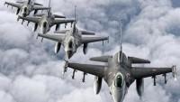 Irak Savaş Uçakları, IŞİD Mevzilerini Bombaladı